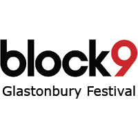 Block 9 at Glastonbury Festival